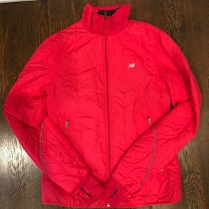 New Balance Quilted Reversible Running Jacket